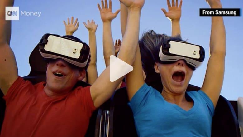 """بالفيديو: حلق مع """"سوبرمان"""" من أعلى لعبة الأفعوانة"""