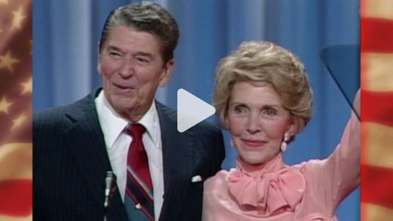 بالفيديو: وفاة نانسي ريغان سيدة أمريكا الأولى سابقا عن 94 عاما إثر أزمة قلبية