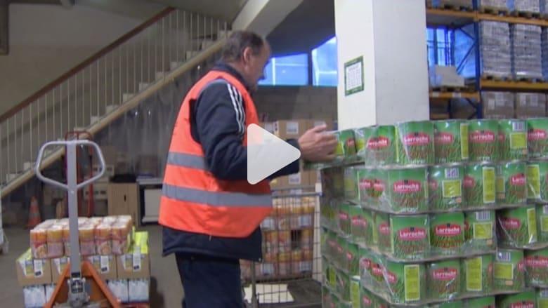 بالفيديو: قانون فرنسي جديد للتبرع بالمواد الغذائية غير المباعة قبل انتهاء صلاحيتها