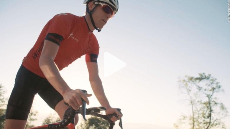 """هل هذه """"أذكى"""" دراجة هوائية في العالم؟"""