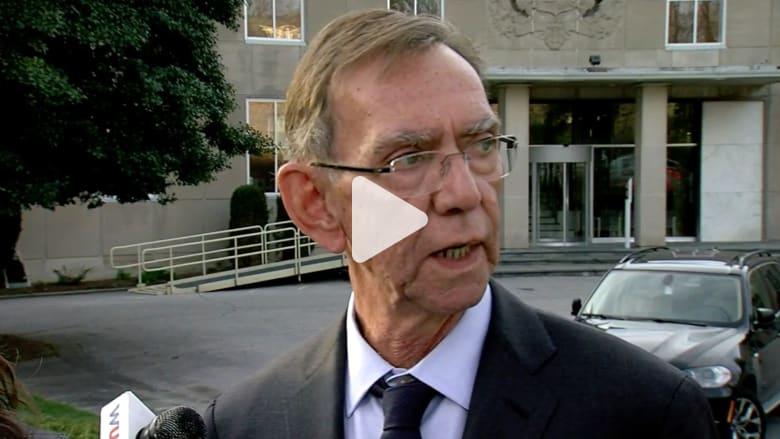 بالفيديو: السفير البلجيكي في أمريكا يتحدث حول هجمات بروكسيل