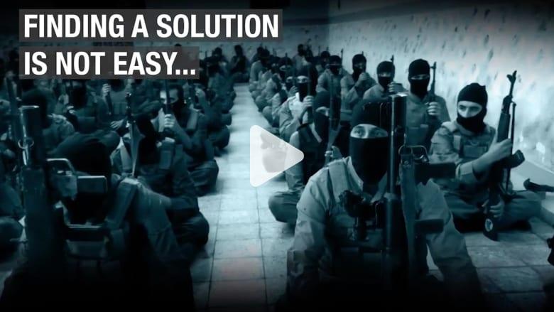 بالفيديو: لماذا يسافر الكثير من البلجيكيين إلى القتال في سوريا والعراق؟