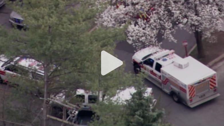 بالفيديو: العثور على 4 جثث في مجمع سكني بأمريكا.. والسلطات تحقق في احتمال تسرب أول أوكسيد الكربون