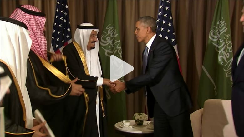 """بالفيديو: أوباما أمام مطالب الملك سلمان العاجلة.. كيف غيّر """"الربيع العربي"""" علاقة البلدين؟"""