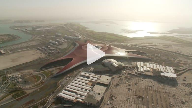 بالفيديو: تعالوا بجولة في أكبر حدائق الإمارات الترفيهية