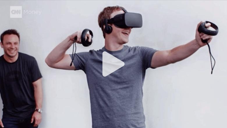 فيسبوك يدفع ملياري دولار في طريقه إلى الواقع الافتراضي