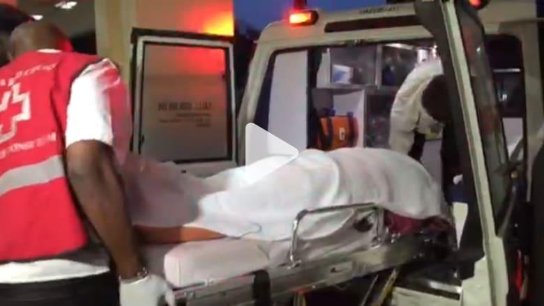 بالفيديو: إنقاذ امرأة بعد 6 أيام تحت أنقاض بناية في كينيا