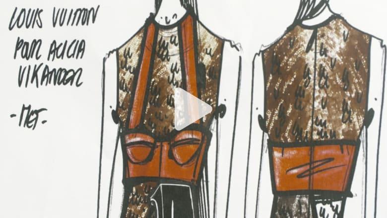 من داخل دار لويس فيتون.. الأزياء بين دقة الآلات ولمسات الفنانين
