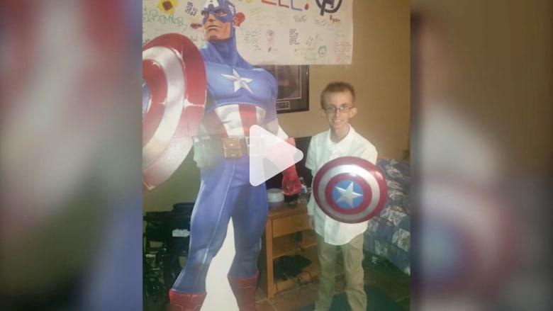 بالفيديو: شاب في الـ 18 من العمر يقارع نوعين من السرطان منذ طفولته