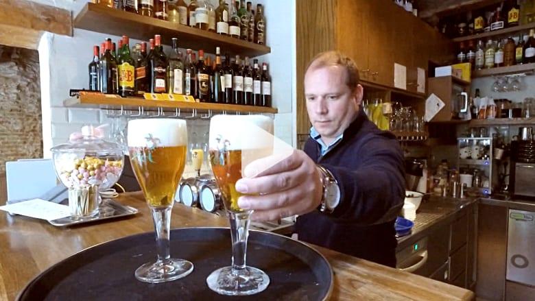 مدينة بلجيكية تخصص أنبوباً تحت الأرض لضخ الجعة