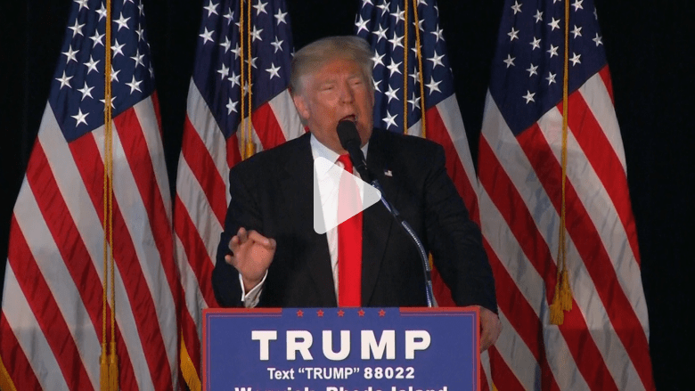 بالفيديو: هل يتراجع دونالد ترامب عن موقفه ضد المسلمين؟