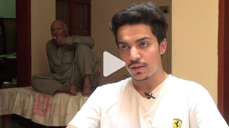 بالفيديو: زوج الفتاة الباكستانية التي قتلتها عائلتها حرقاً يتحدث لـCNN