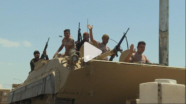 بالفيديو: الجيش العراقي يتجه نحو معركته الأخيرة ضد داعش.. الموصل