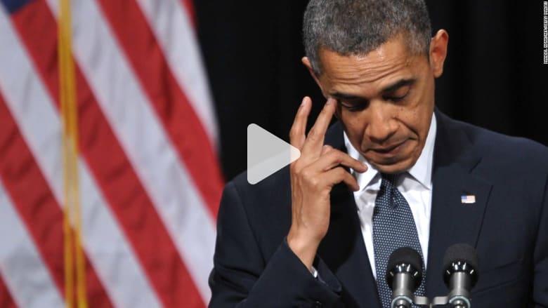 أوباما خاطب الأمريكيين عشر مرات بعد عمليات قتل جماعي.. فهل تذكرون ماذا قال؟