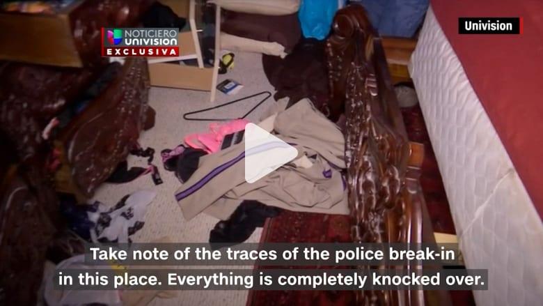 بالفيديو: جولة داخل شقة مهاجم أورلاندو.. ورخصة حمل سلاح في منزله