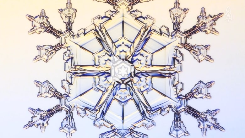 صقل البلورات الثلجية.. بين العلم والخيال