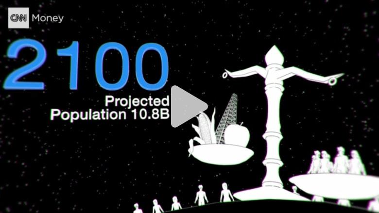 بالفيديو: هل يشهد كوكبنا إنهياراً ديمغرافياً قريباً؟