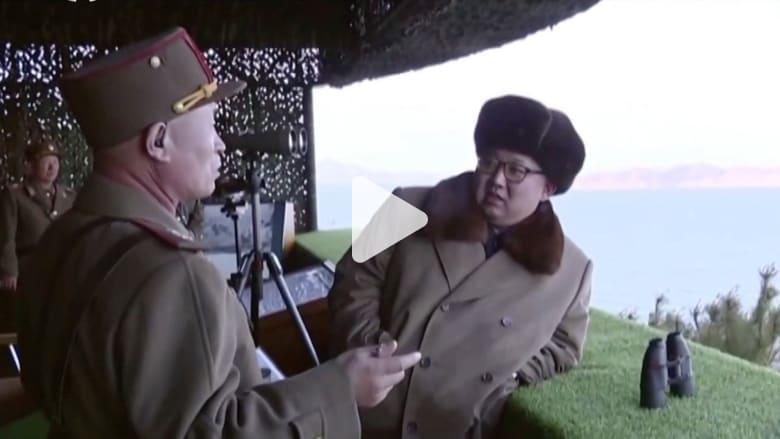 شاهد.. كيم جونغ أون يختبر الصواريخ الباليستية من جديد.. هل تعلم كم صاروخا أطلق مقارنة بوالده؟