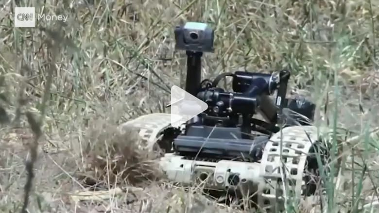 منها ما قتل منفذ هجوم دالاس.. إليكم الروبوتات التي تساعد الشرطة في عملها