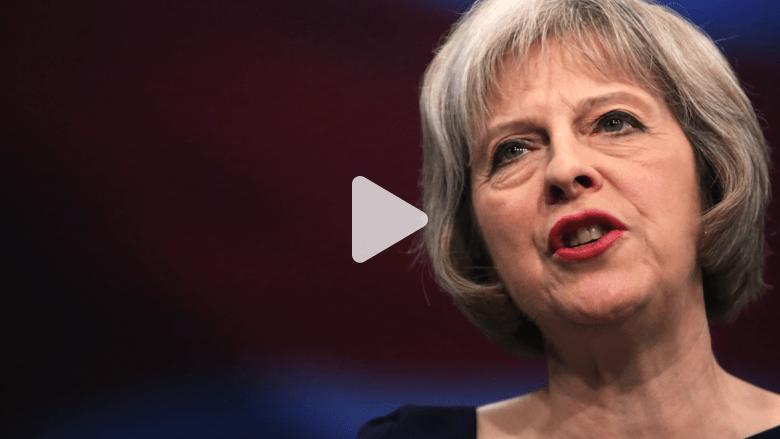 بالفيديو: من هي تيريزا ماي.. وهل ستكون رئيسة وزراء بريطانيا المقبلة؟