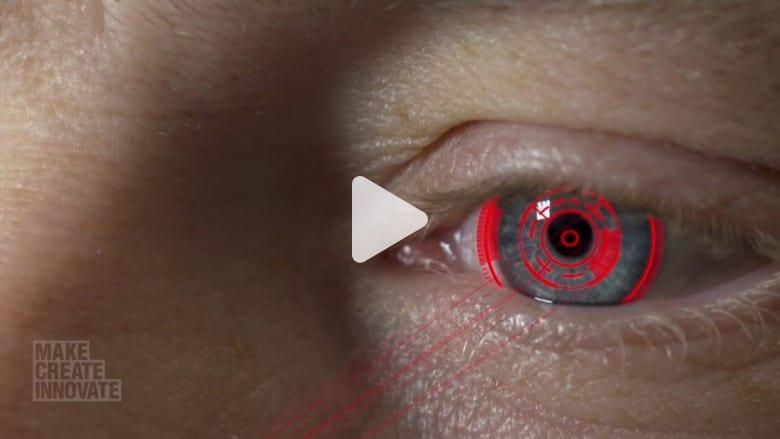 هذه التقنية تسمح لك بالتحكم بأجهزتك من خلال النظر إليها