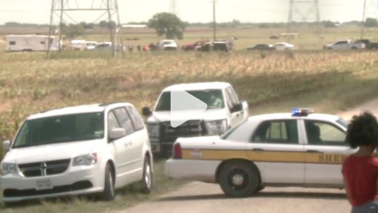 مقتل 16 شخصا إثر سقوط منطاد في تكساس بعد اشتعال حريق فيه