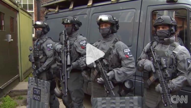 """""""هرقل"""" العصر الحديث يواجه الإرهاب.. قوات مجهزة بالأسلحة الثقيلة والتكنولوجيا"""