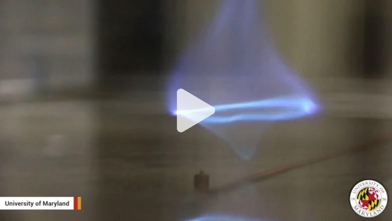علماء يكتشفون نوعاً جديداً من.. النار!