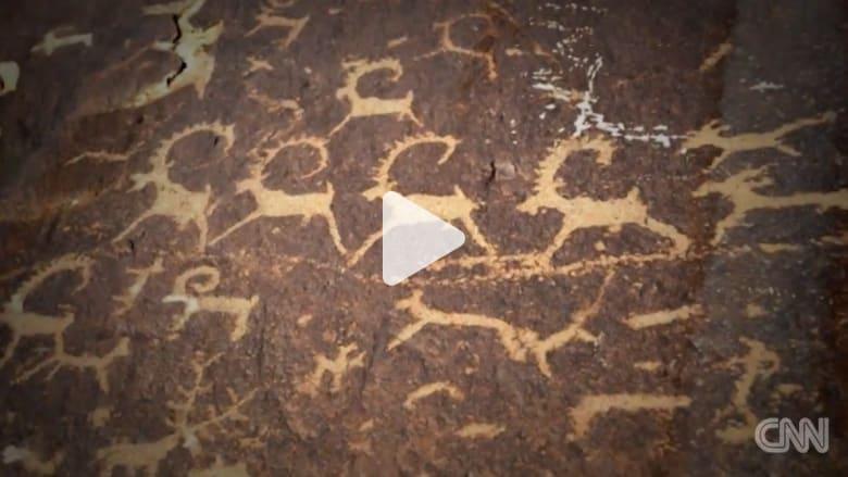 صدفة ولعبة ضوء تقود لاكتشاف نقوش أثرية على سواحل هاواي
