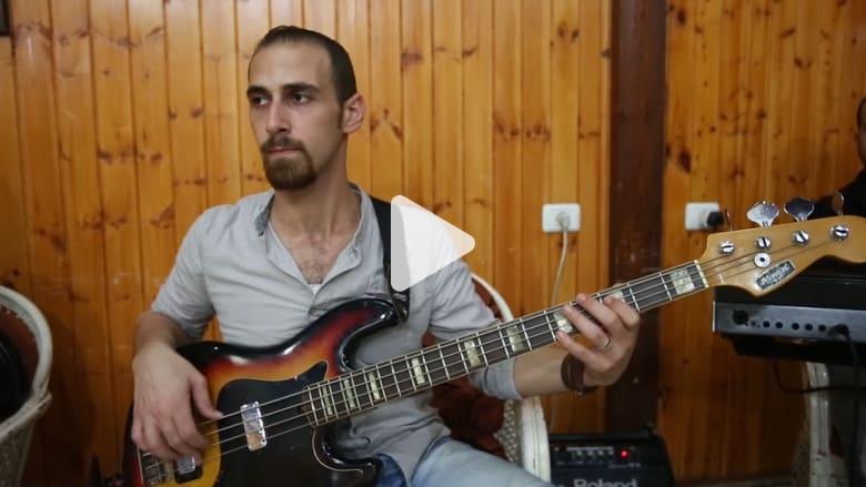 """فرقة """"ليلة"""" في غزة: من حقنا العيش في سلام.. ومجتمعنا ينضج موسيقيا"""