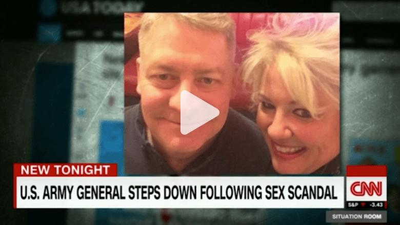 جنرال في الجيش الأمريكي تحت الأضواء لتهم جنس جماعي وعلاقة غير شرعية