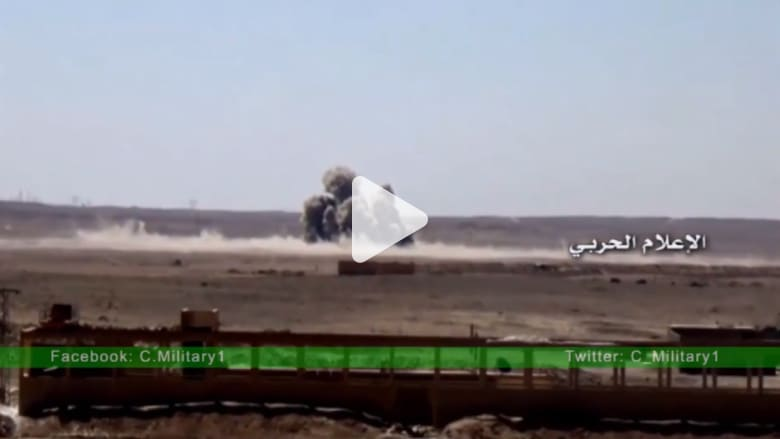 الجيش السوري: غارات على مواقع داعش في دير الزور