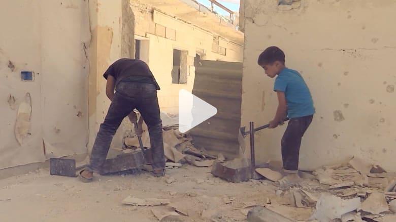هدنة هشة في حلب.. وأطفالها يأملون بمستقبل أفضل
