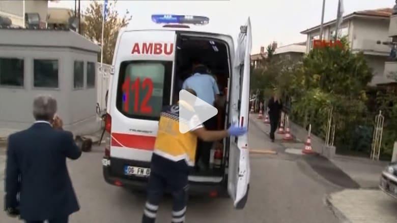 المتحدث باسم الخارجية الإسرائيلية لـCNN: إطلاق نار على رجل حاول مهاجمة السفارة الإسرائيلية في أنقرة