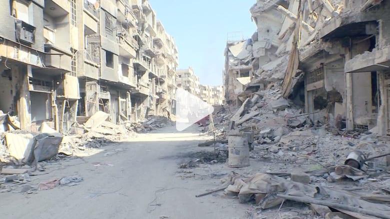 داريا.. مدينة أشباح تجسد الحرب السورية