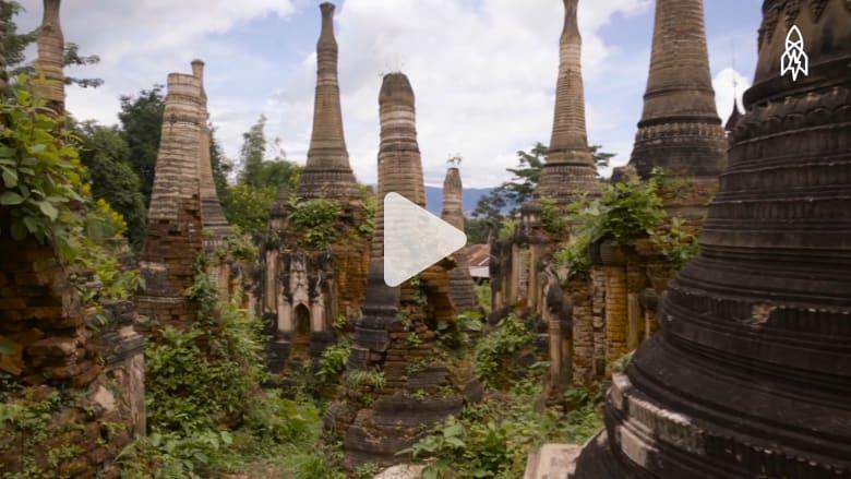 ألف سر يختبئ بين أدغال ميانمار