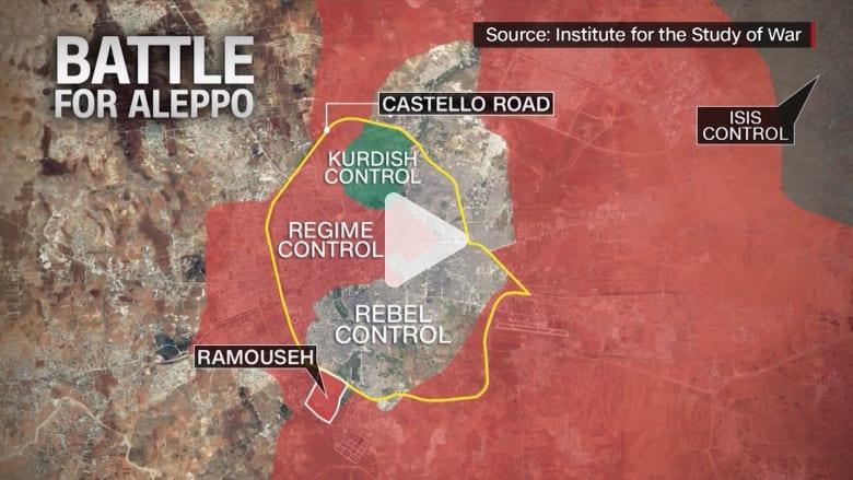 محلل CNN العسكري: الروس لا يريدون أي تدخل بخططهم بسوريا