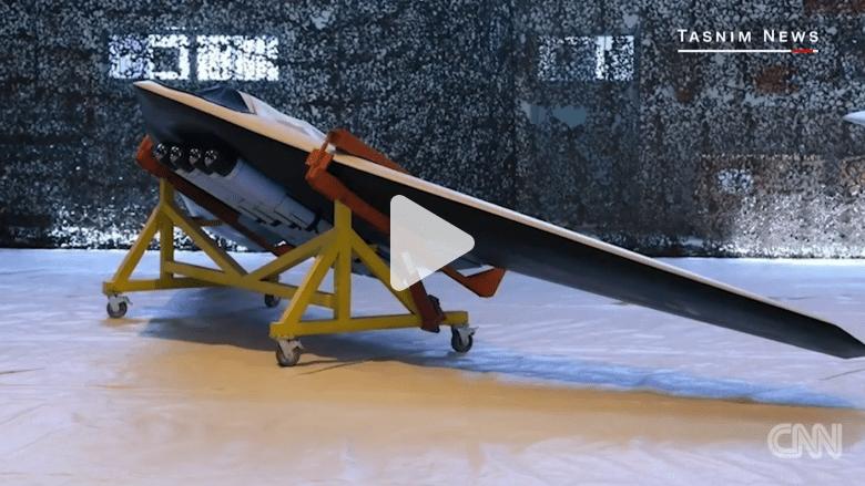 إيران: طائرتنا بدون طيار الجديدة مطابقة للمصنوعة في أمريكا