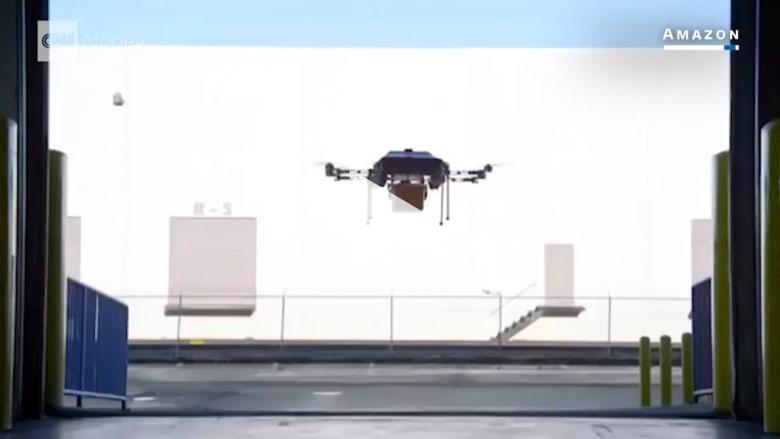 تقنية جديدة تحمي الطائرات الآلية من التحطم والاصطدام