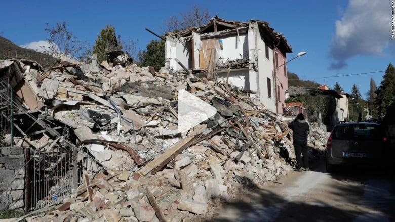 إيطاليا على وقع الزلازل.. آلاف المشردين ودمار واسع