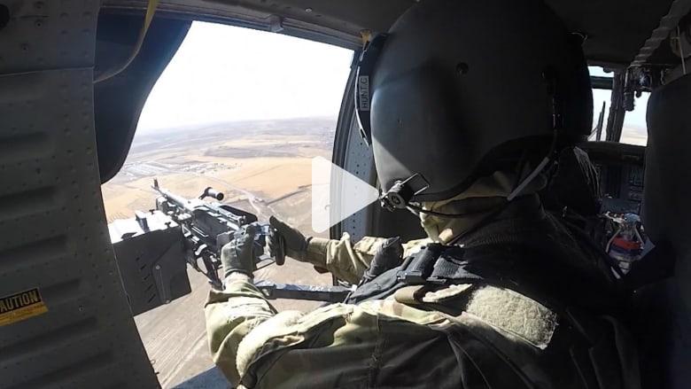 """قائد التحالف الدولي ضد """"داعش"""" لـCNN: معركة الموصل ستزداد صعوبة"""