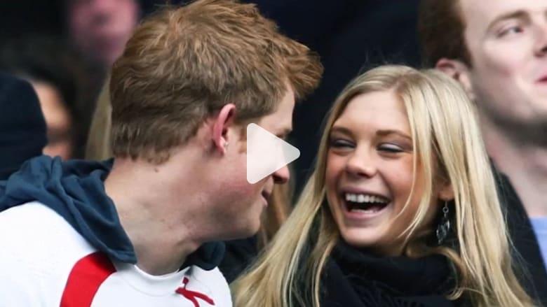نظرة سريعة على العلاقات العاطفية الملكية للأمير هاري