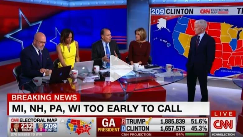 محلل سياسي يشرح كيف أخطأت الاستطلاعات وفاز ترامب