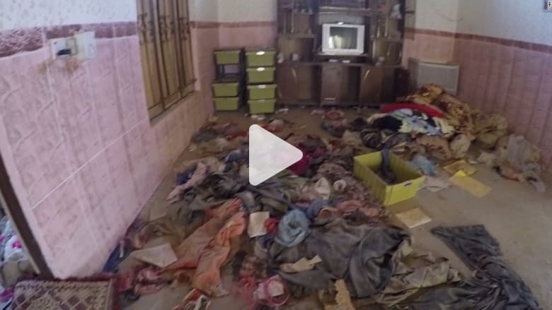 بكاميرا CNN.. هكذا تبدو الألغام التي يزرعها داعش