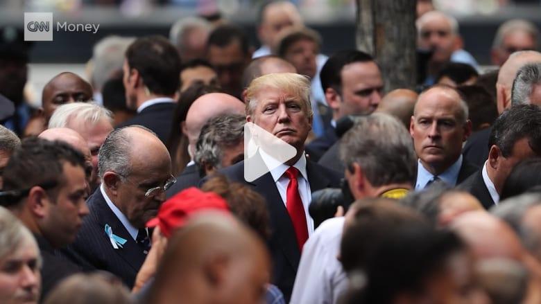 حماية ترامب في نيويورك تكلف مليون دولار يومياً.. والسبب؟