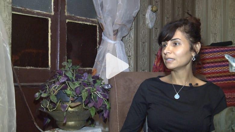 المخرجة رشا شربتجي لـCNN: أشتاق إلى رائحة الياسمين الدمشقي بدون بارود
