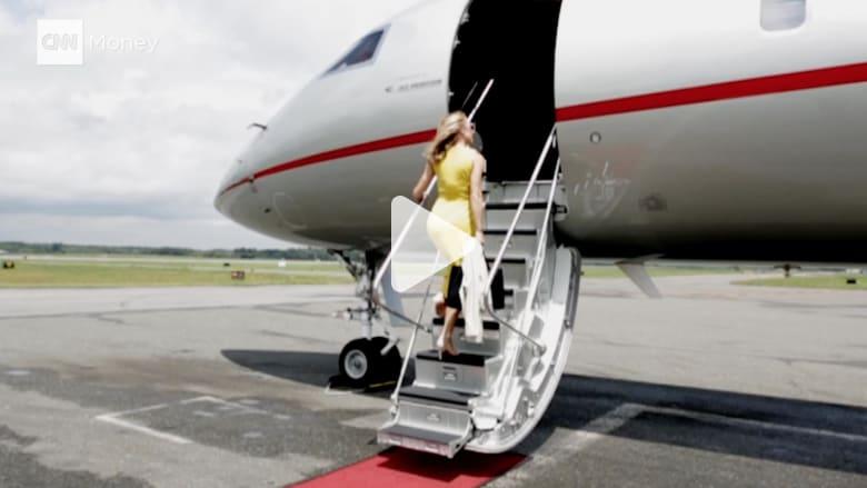 هل هذه أفخم طائرة على الإطلاق؟