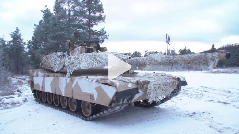 """أمريكا وروسيا.. أجواء """"حرب باردة جدا"""" في النرويج"""
