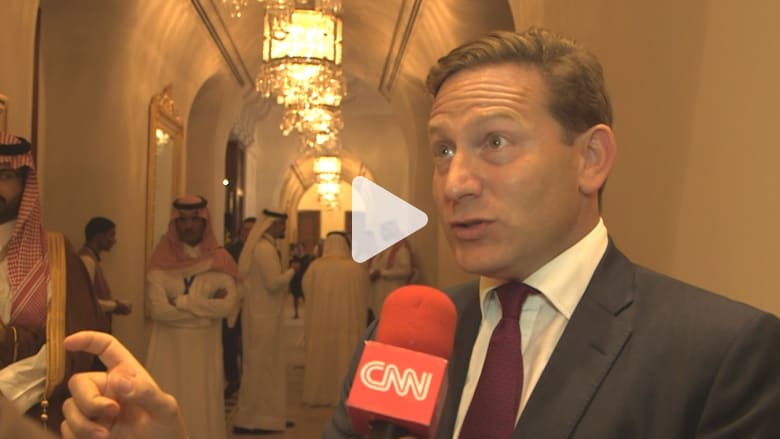 المتحدث باسم الحكومة البريطانية لـCNN: مشاركة تيريزا ماي في قمة التعاون الخليجي حدث تاريخي