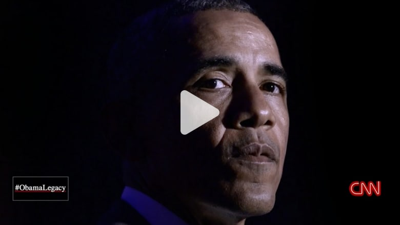 """أوباما يتحدث لـCNN عن دور """"العنصرية"""" بين بعض معارضيه"""